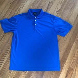 Nike Dri-fit Size Large Men's Golf Polo